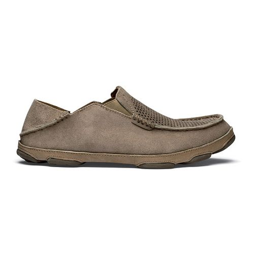 Mens OluKai Moloa Kohana Casual Shoe - Clay/Clay 10