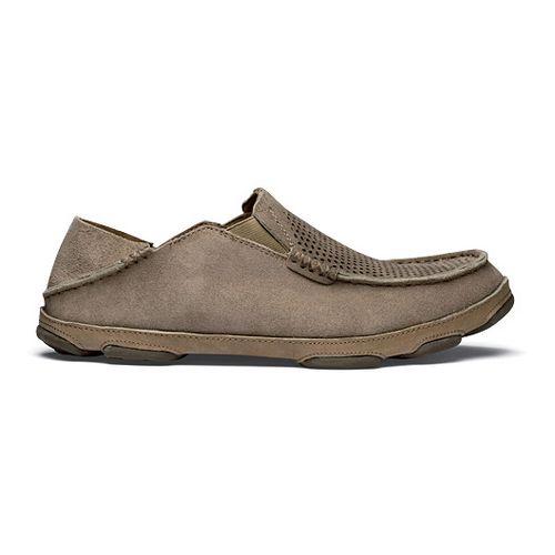 Mens OluKai Moloa Kohana Casual Shoe - Clay/Clay 11