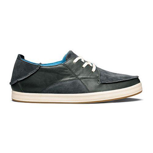 Mens OluKai Pahono Casual Shoe - Dark Shadow/Tropical 8