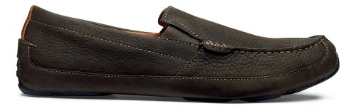 Mens OluKai Akepa Moc Casual Shoe - Seal Brown/Seal Brown 10