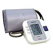 Omron Auto Blood Pressure Monitor with Large Cuff Electronics