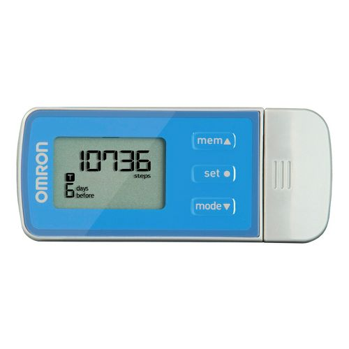 Omron Tri Axis Pedometer Watches - null