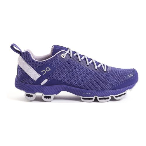 Womens On Cloudsurfer 2 Running Shoe - Purple 10