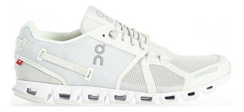Womens On Cloud Running Shoe - White 8