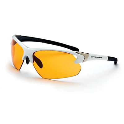 Optic Nerve White Ranch Interchangeable Lens Sunglasses
