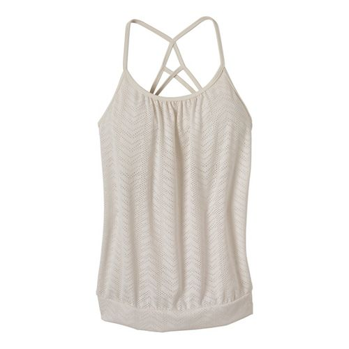 Womens Prana Meadow Sport Top Bras - Winter XS