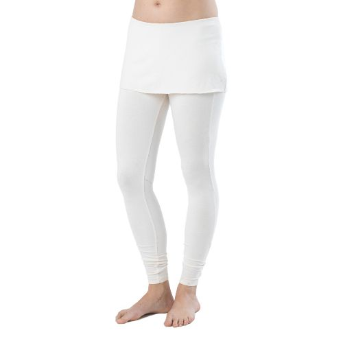 Womens Prana Satori Legging Fitted Tights - Winter L