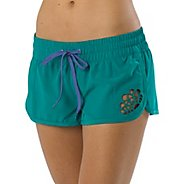 Womens Prana Brie Boardshort Splits Shorts