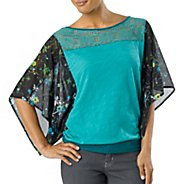 Womens Prana Lorielle Short Sleeve Non-Technical Tops