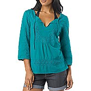 Womens Prana Sofie Long Sleeve Non-Technical Tops
