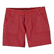 Womens Prana Tess Unlined Shorts