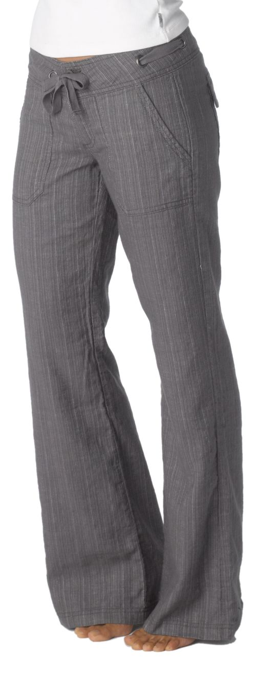 Womens Prana Steph Pants - Gravel 2