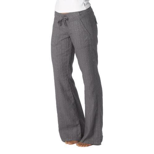 Womens Prana Steph Full Length Pants - Gravel 4