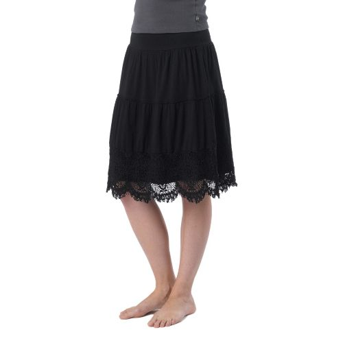 Womens Prana Jenni Fitness Skirts - Black M
