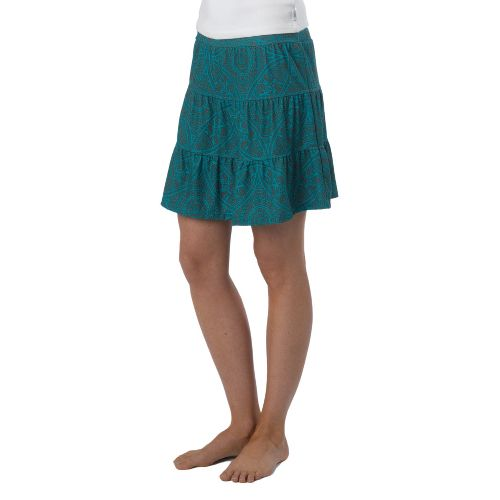 Womens Prana Kate Fitness Skirts - Dragonfly Mayan XS