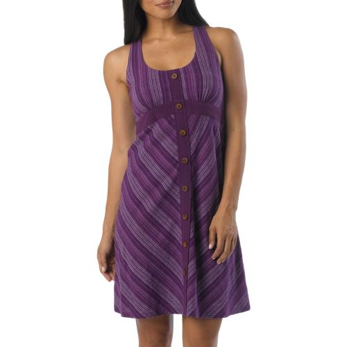 Womens Prana Brook Dress Fitness Skirts - Dark Grape M