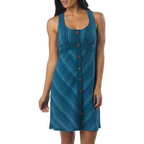 Womens Prana Brook Dress Fitness Skirts - Ink Blue L