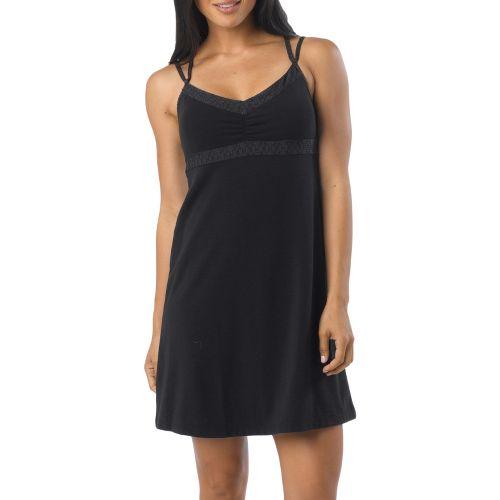 Womens Prana Kaley Dress Fitness Skirts - Black XS