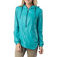 Womens Prana Fiona Anorak Warm-Up Hooded Jackets