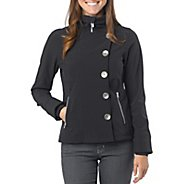 Womens Prana Martina Warm-Up Unhooded Jackets
