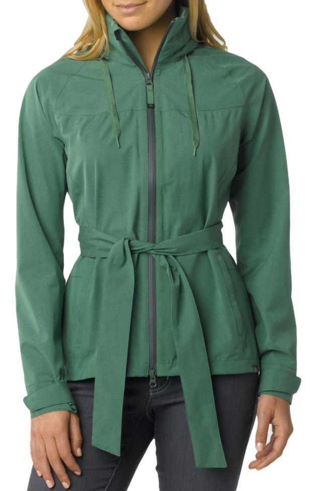 Prana Eliza Jacket Warm-Up Hooded Jacket