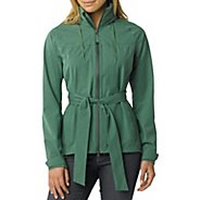 Womens Prana Eliza Jacket Warm-Up Hooded Jackets