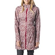 Womens Prana Jordi Jacket Warm-Up Hooded Jackets