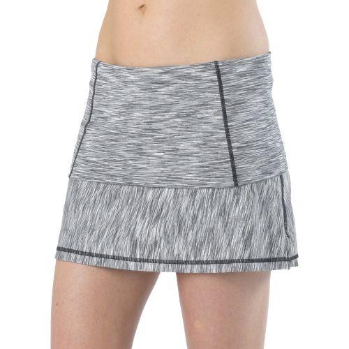 Womens Prana Venus Skort Fitness Skirts - Opal L