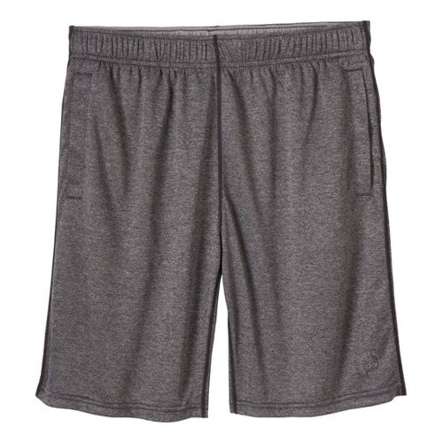 Mens Prana Talon Unlined Shorts - Charcoal XL