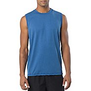 Mens Prana Crux Sleeveless Technical Tops
