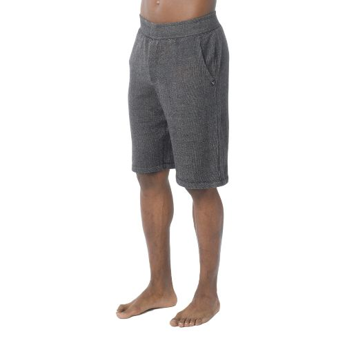 Mens Prana Hughes Unlined Shorts - Black XL