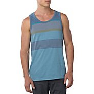 Mens prAna Throttle Sleeveless & Tank Technical Tops