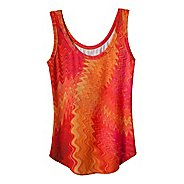Womens Prana Om Tank Technical Tops
