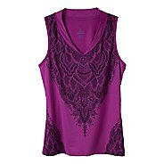 Womens Prana Melody Tank Technical Tops