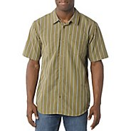 Mens Prana Curtis Short Sleeve Technical Tops