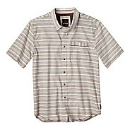 Mens Prana Reflect Short Sleeve Technical Tops