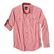 Mens Prana Rollin Short Sleeve Non-Technical Tops