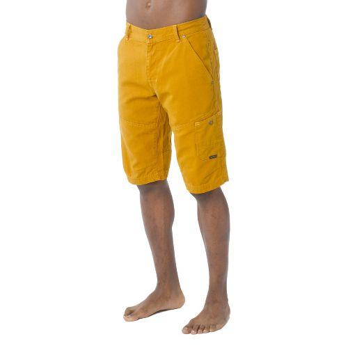 Mens Prana Rawkus Unlined Shorts - Cumin 34