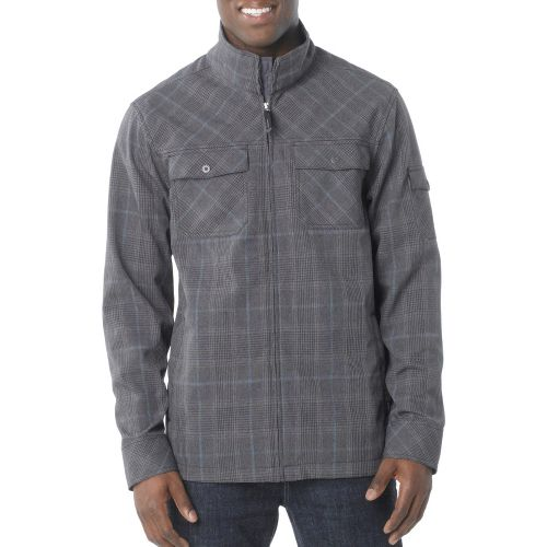 Mens Prana Yukon Outerwear Jackets - Black S