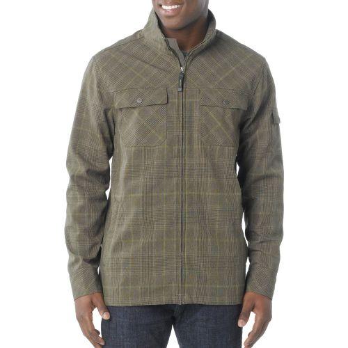 Mens Prana Yukon Outerwear Jackets - Dark Olive XL