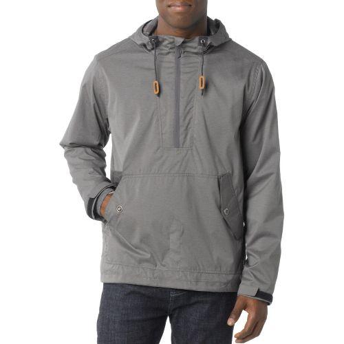 Mens Prana Dax Outerwear Jackets - Coal M