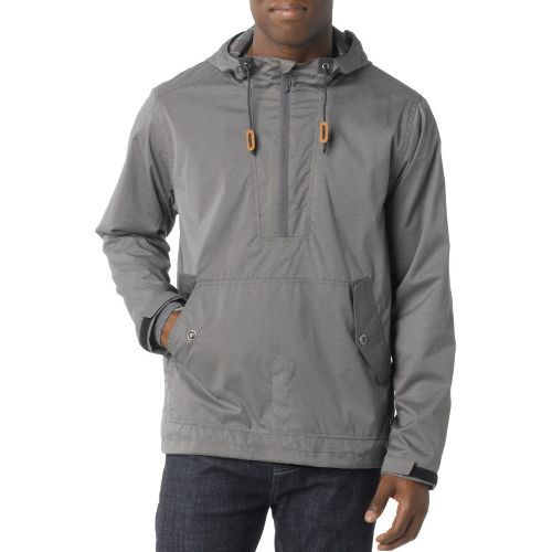 Mens Prana Dax Outerwear Jackets - Coal XXL