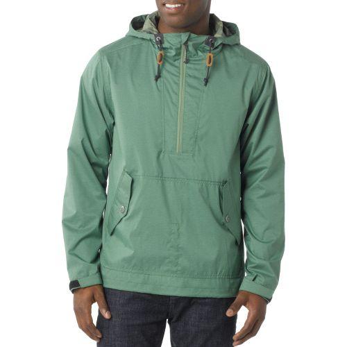 Mens Prana Dax Outerwear Jackets - Deep Jade L