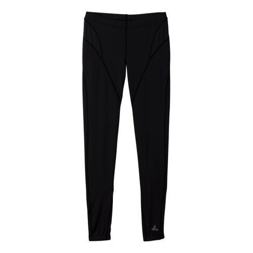 Womens Prana Deena Full Length Pants - Black S