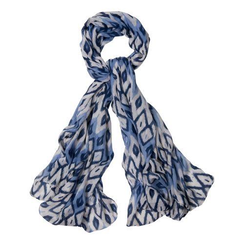 Prana Silvia Scarf Headwear - Blue