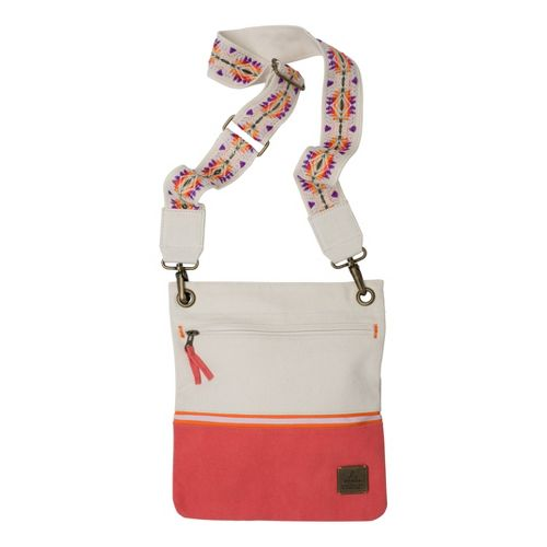 Prana Emee Satchel Bags - Fire Red