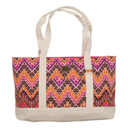 Prana La Playa Tote Bags - Boysenberry Tempo
