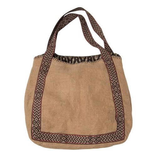Prana Marina Satchel Bags - Natural