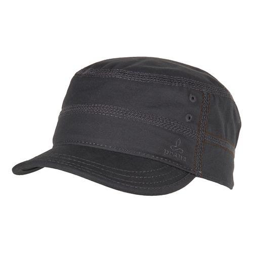 Prana Maxwell Cadet Headwear - Coal
