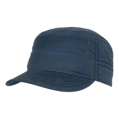 Prana Maxwell Cadet Headwear - Dress Blue